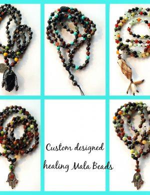 Mala Healing Necklaces